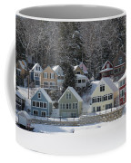 Wintery Alton Bay Nh Coffee Mug