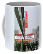 Wintry Day At The Apollo Coffee Mug