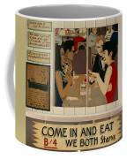 Wintzell's Oyster House Sign - Mobile Alabama Coffee Mug