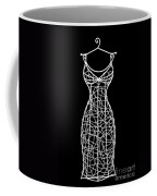 Wire Mannequin Coffee Mug
