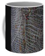 Wire Mesh Coffee Mug
