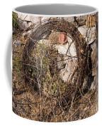 Wire Roll Coffee Mug