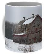 Wisconsin Barn Coffee Mug