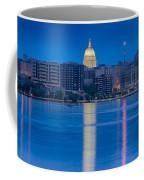 Wisconsin Capitol Reflection Coffee Mug