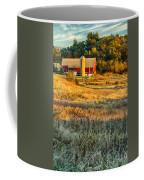 Wisconsin - Country Morning Coffee Mug