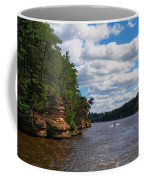 Wisconsin Dells Jetski Coffee Mug