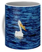 Wisconsin Pelican Coffee Mug by Thomas Young