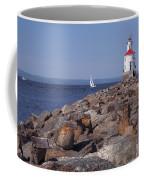 Wisconsin Point Lighthouse 1 K Coffee Mug