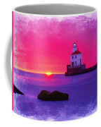 Wisconsin Point Lighthouse Coffee Mug
