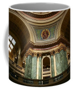 Wisconsin State Capital Building 1  Coffee Mug