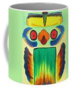 Wise Bird Totem Coffee Mug