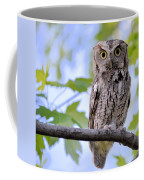 Wise Old Owl Coffee Mug