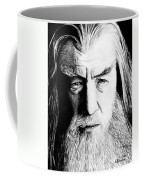 Wise Wizard Coffee Mug by Kayleigh Semeniuk