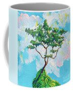 Wish Bone Tree Coffee Mug