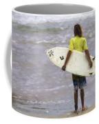 Wishin Waves Coffee Mug