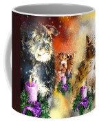 Wishing You A Blessed Advent Coffee Mug