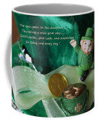 Wishing You A Happy St. Patricks Day Coffee Mug