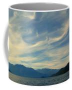 Wispy Clouds Coffee Mug