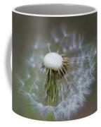 Wispy Dandelion Fluff Coffee Mug