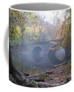 Wissahickon Creek And Bells Mill Road Bridge Coffee Mug