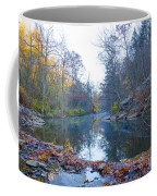 Wissahickon Creek - Fall In Philadelphia Coffee Mug