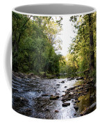 Wissahickon Creek Near Bells Mill Coffee Mug