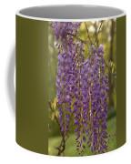 Wisteria Clusters Coffee Mug