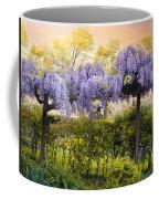 Wisteria Trellis 2 Coffee Mug
