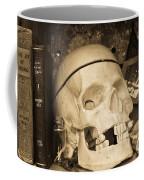 Witches Bookshelf Coffee Mug