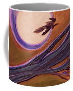 Witches' Branch Purple Coffee Mug