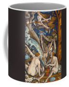 Witches Coffee Mug by Hans Baldung Grien