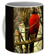 With A Song In My Heart Coffee Mug
