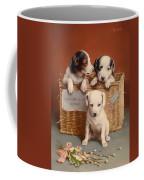 With Hearty Good Wishes Coffee Mug