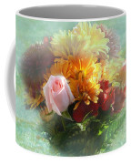 With Love Flower Bouquet Coffee Mug