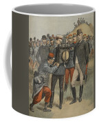 With The Army Manoeuvres The Duke Coffee Mug