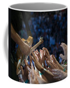 With These Hands Coffee Mug by Jeff Ross