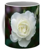 Withe Rose Coffee Mug