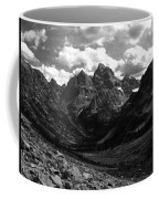 Within The North Fork Of Cascade Canyon Coffee Mug