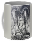 Wizard Of Bogomil's Island - The Fomorii Conjurer Coffee Mug