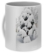 Wnter Tree 5 Coffee Mug