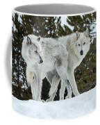 Wolf - Friend Coffee Mug