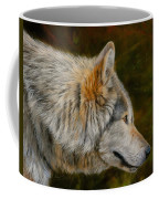 Wolf 4 Coffee Mug