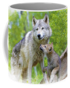 Wolf Of Minnesota Coffee Mug