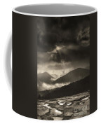 Wolf Rock At Stone Mountain State Park  Coffee Mug