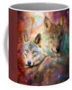 Wolf - Spirit Of The Universe Coffee Mug