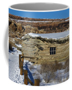 Wolfe Ranch Cabin Arches National Park Utah Coffee Mug