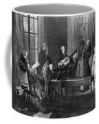 Wolfgang Amadeus Mozart (1756-1791) Coffee Mug
