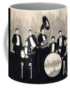 Wolverines B And W Coffee Mug