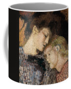 Woman And Child Coffee Mug