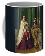 Woman At Her Toilet Coffee Mug